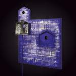 Modrá búdka – Blue booth